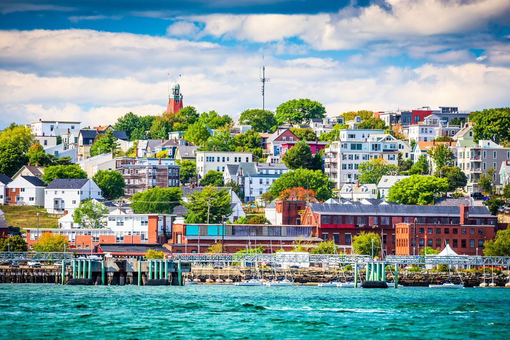 Maine a Best Destination on Travel Publication Records for 2020