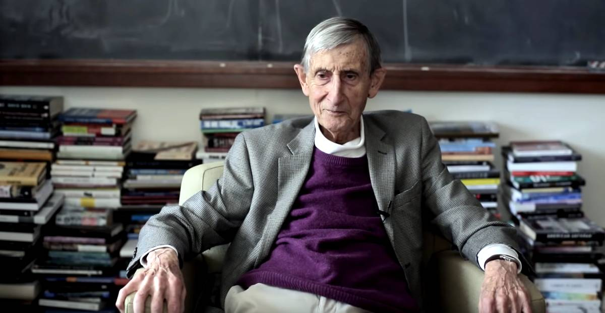Popular physicist and inventive power, passes on at 96 : Freeman Dyson