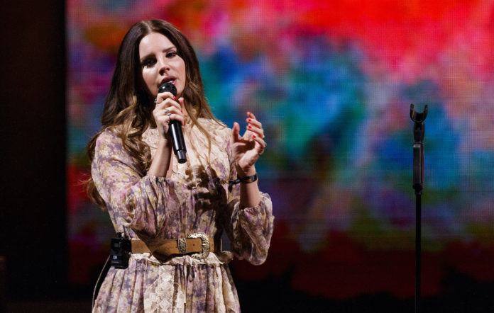 """Listen: Lana Del Rey shares new song """"Let Me Love You Like a Woman"""""""