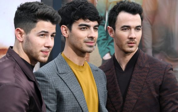 Nick & Joe Jonas Wish Big Bro: Kevin a Happy 33rd Birthday
