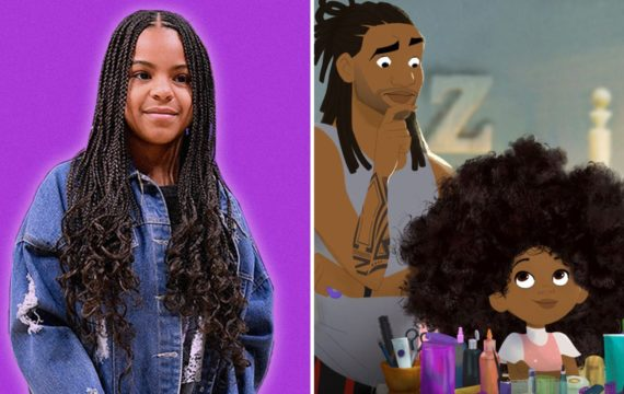"Blue Ivy Carter: Narrated the Audiobook of Oscar Winner ""Hair Love"""