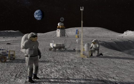 Artemis astronauts- are doing some serious science on the moon
