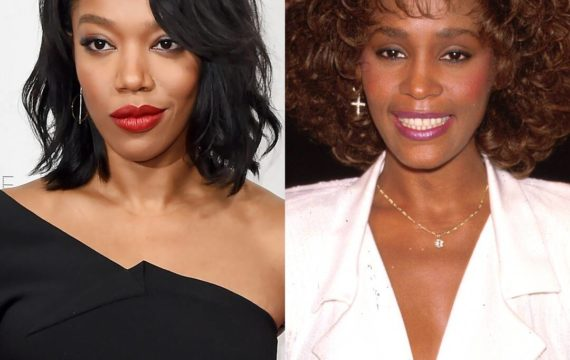 Whitney Houston Biopic- Casts 'Naomi Ackie' in Lead Role
