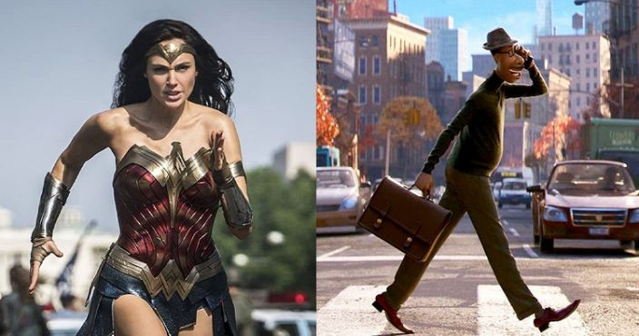 Here's how to watch: 'Soul' and 'Wonder Woman 1984' arrived at Christmas