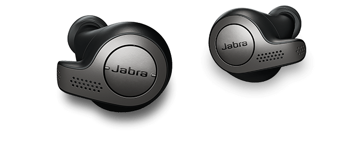 These 'Jabra Elite 65t earbuds' sound great and work with Alexa