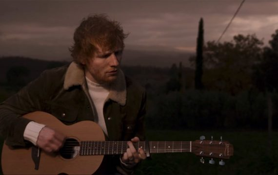 "Ed Sheeran released the new song: ""Afterglow"""