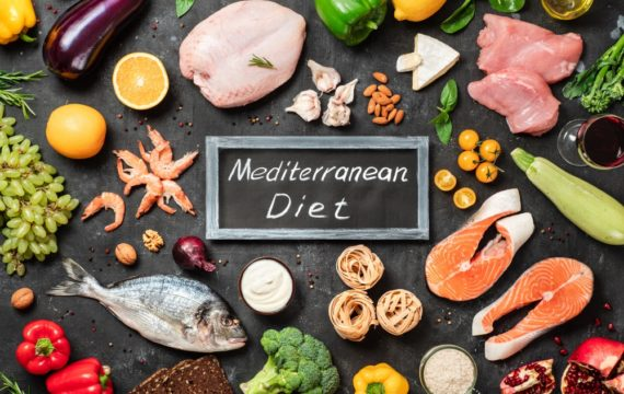 Studies show that following the Mediterranean diet can improve the heart health of consumers