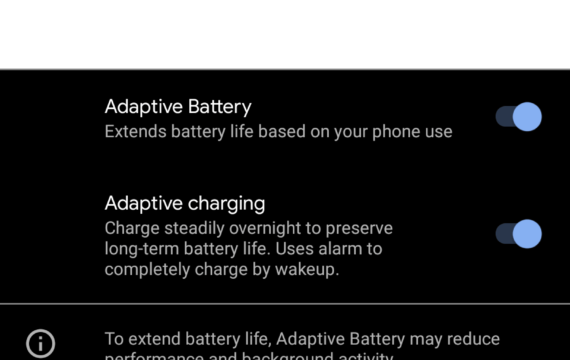 Adaptive charging for Google's Pixel phones only works with alarms set in these hours
