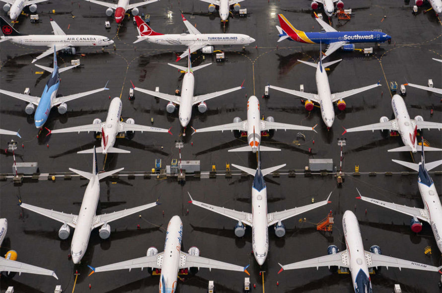 By Covid boycott, world's busiest air course hit