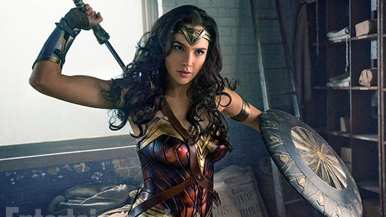 See: Gal Gadot and Lynda Carter discuss the challenge of playing Wonder Woman