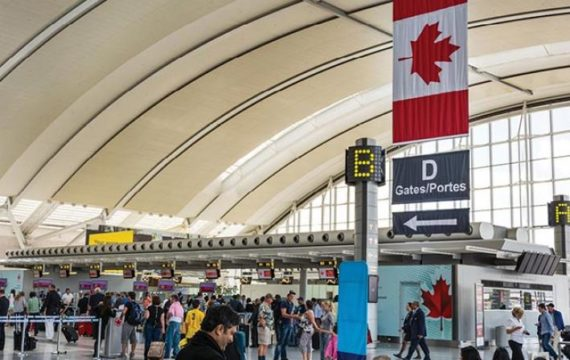 With the US to close travel 'loophole', Canada working