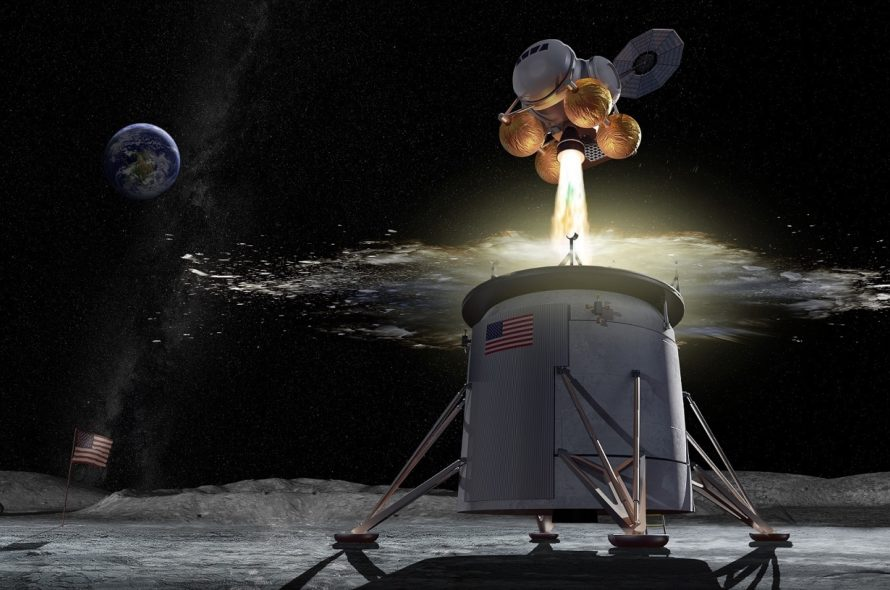 On Artemis timetable, NASA's deferred Moon lander contracts cast question