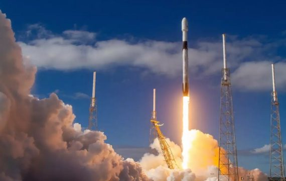 On Monday, SpaceX to dispatch another clump of Starlink satellites
