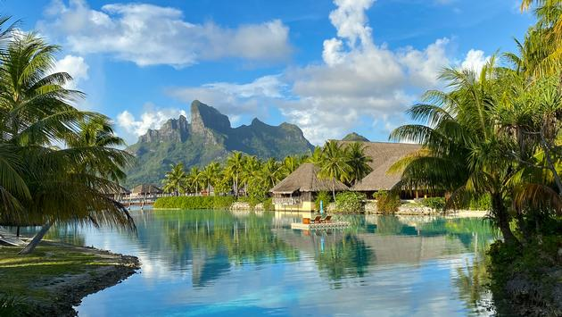 Who can hardly wait to travel, Tahiti's abrupt the travel industry limitations give an lecture to individuals